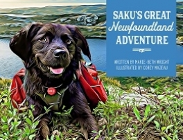 Flanker Press Saku's Great Newfoundland Adventure
